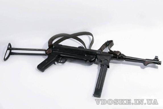 Пистолет-пулемет MP-38 (МП-38) «Шмайссер» (5)