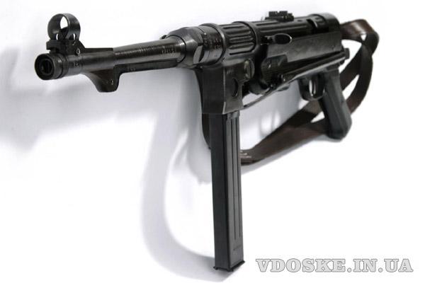 Пистолет-пулемет MP-38 (МП-38) «Шмайссер» (4)