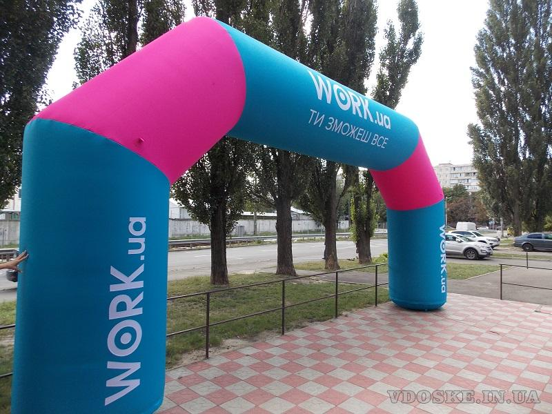 Комплект для наружного кино Inflatable Screen (6)