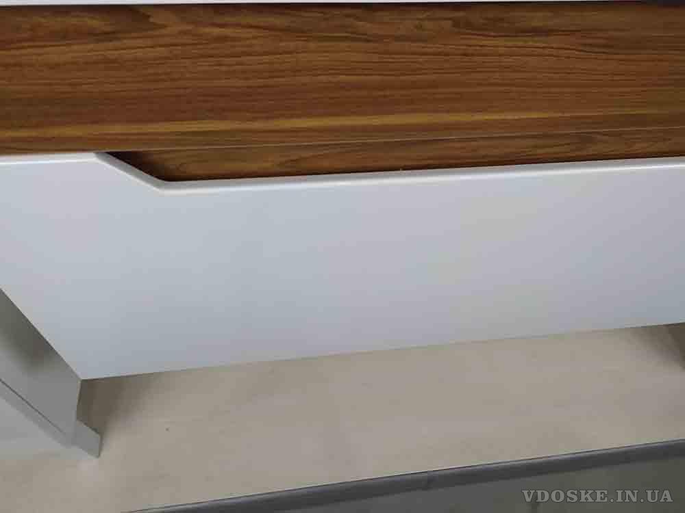 Подвесная тумба с умывальником 70 см. Комплект подвесной мебели - Колибри (5)