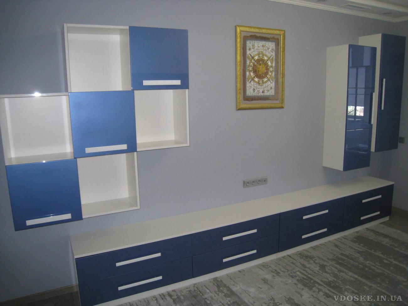 Стеклянные цветные ручки для фасадов и мебели (4)