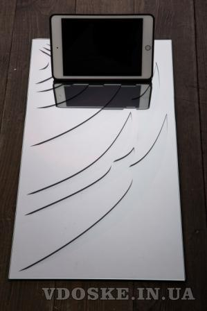 Зеркала 3D без подсветки . Снятие амальгамы с зеркала. (3)