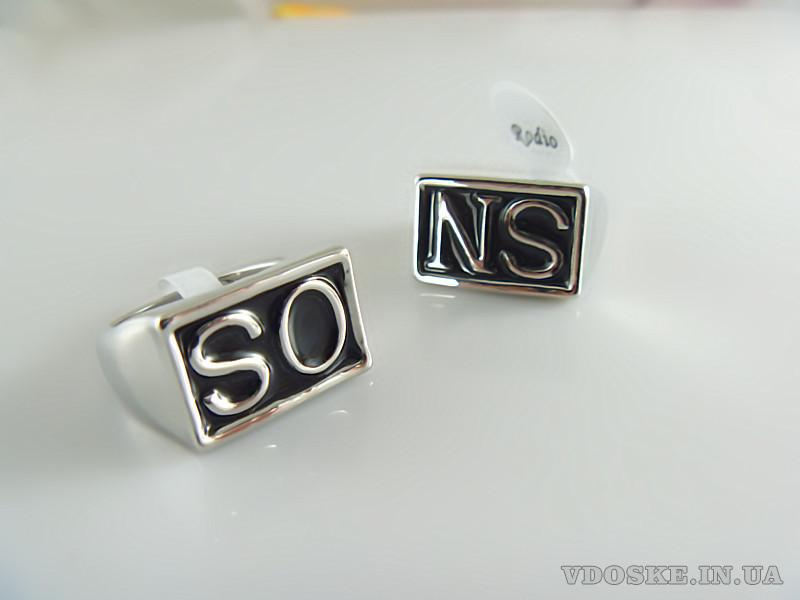 Байкерские кольца Сыны анархии SO-NS (3)