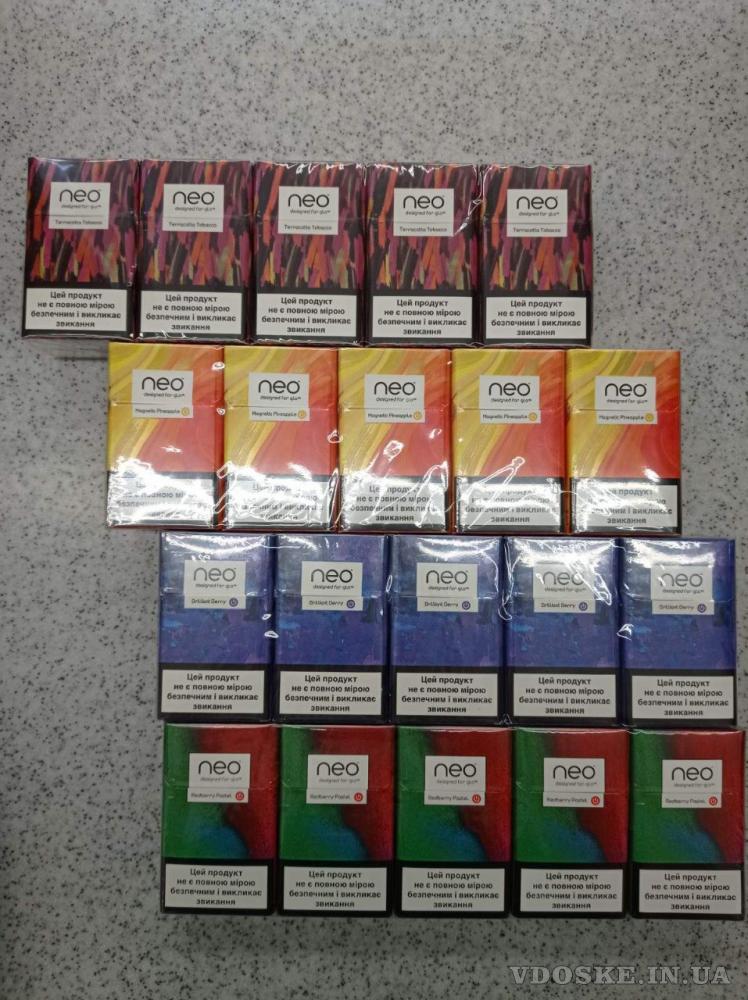 Продам стики Heets Marlboro Parliament Neostiks Kent от 5 блоков (3)