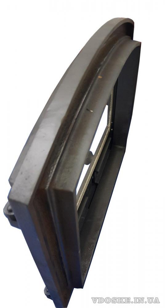 Арочная дверка для камина чугунная VK13 (3)