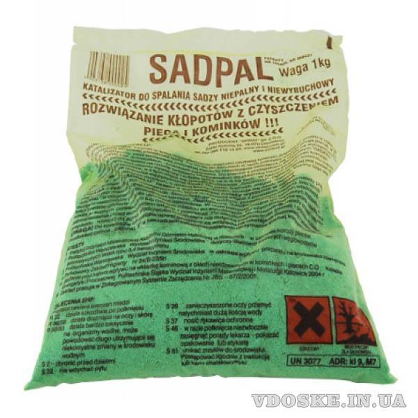 Средство для удаления сажи «SADPAL» (2)
