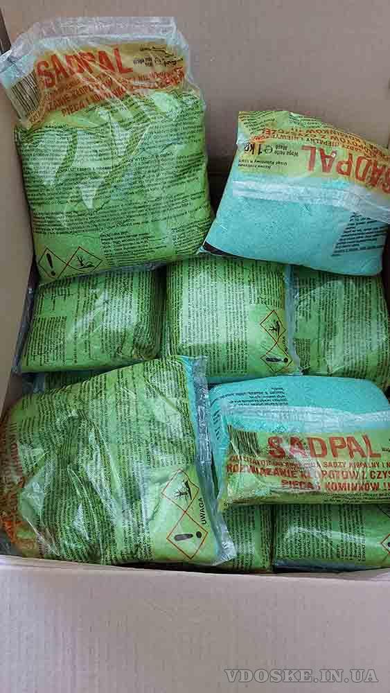Средство для удаления сажи «SADPAL» (3)