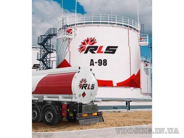 Бензины и дизельное топливо мелким и крупным оптом от RLS (3)