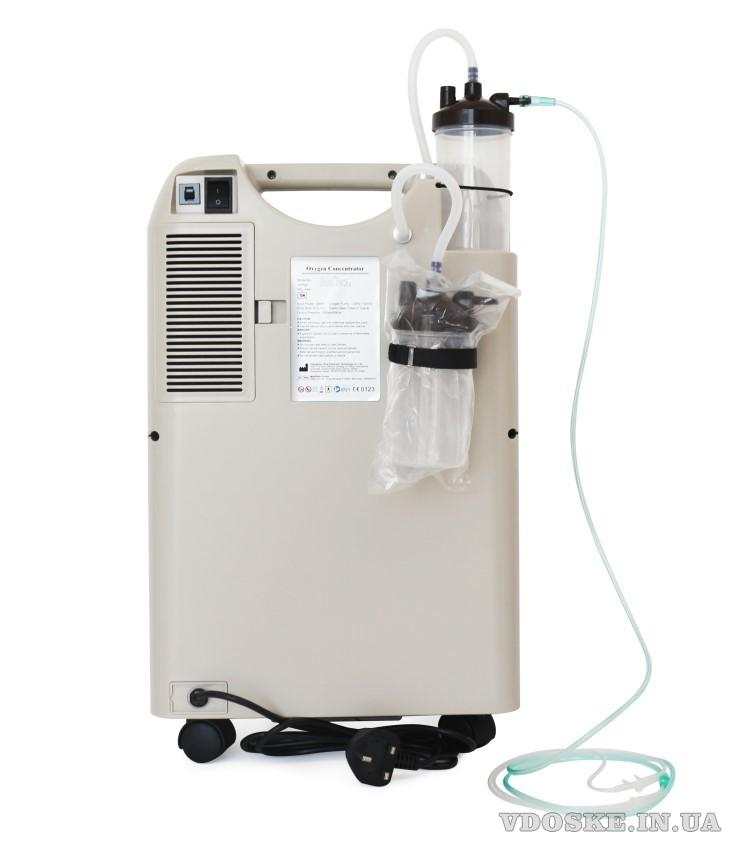 Кисневий концентратор OLV-10 на 10 літрів (2)