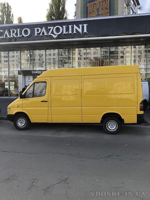 Услуги грузового автомобиля по Киеву (2)