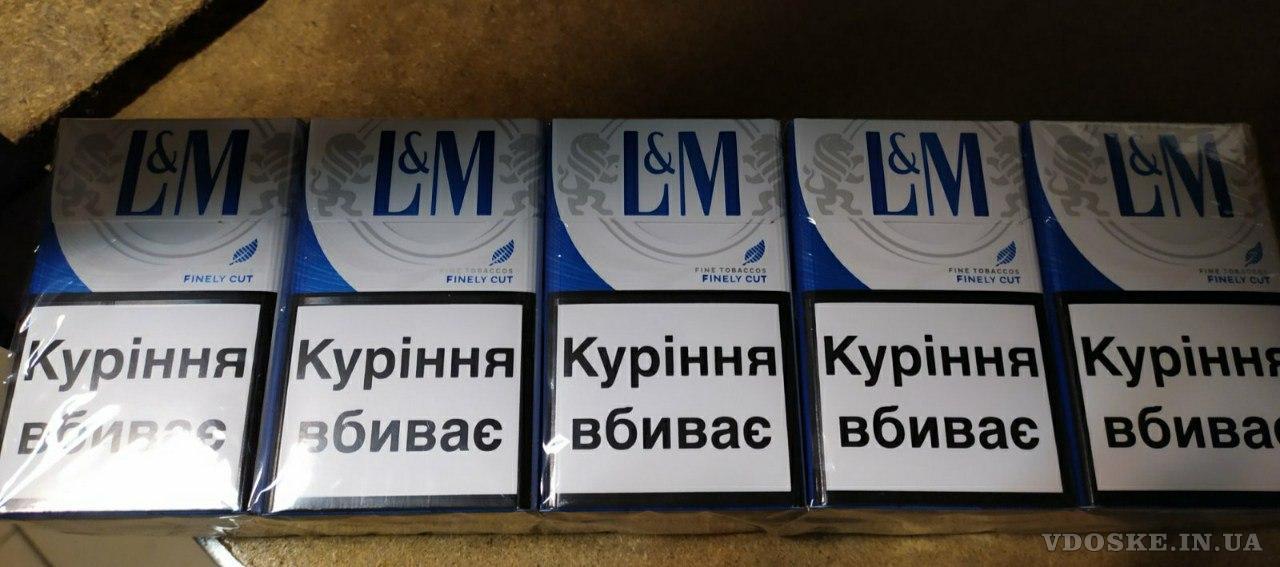 Продам сигареты с Укр акцизом оптом от 10 блоков (3)