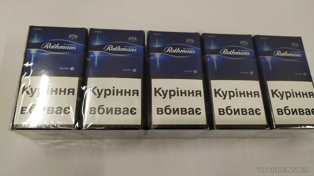 Продам сигареты с Укр акцизом оптом от 10 блоков (2)