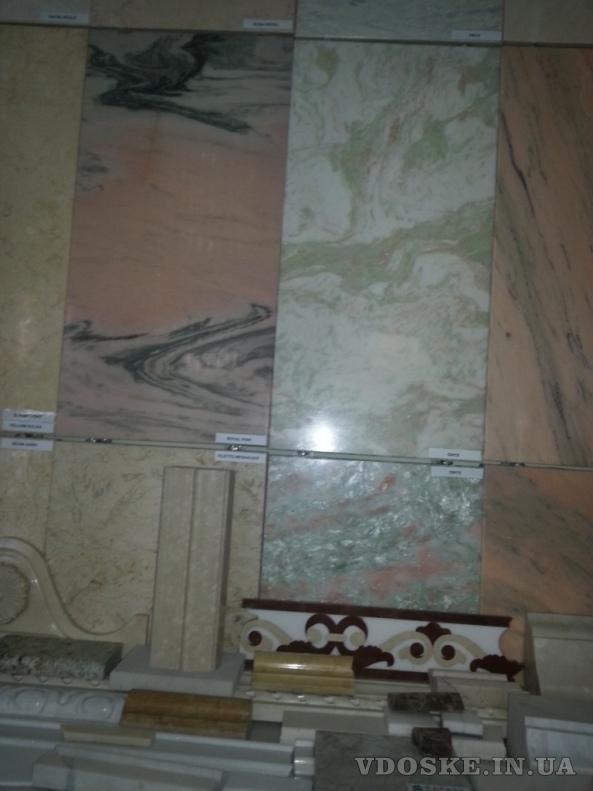 Зеркальный блеск мраморной поверхности, единственные узоры, от природы (3)