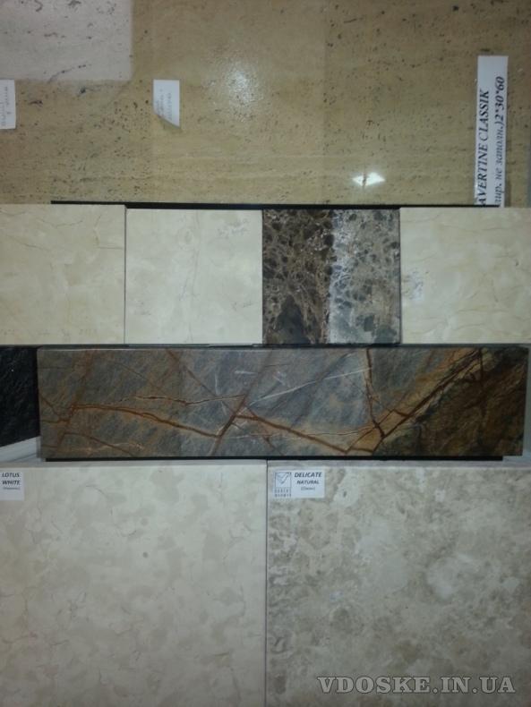 Пол и стены , мрамор и оникс (2)