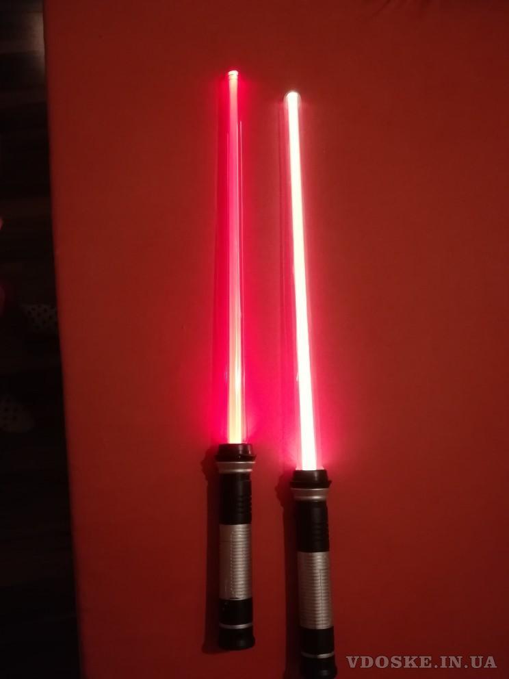 Световой меч Звездные войны (2)