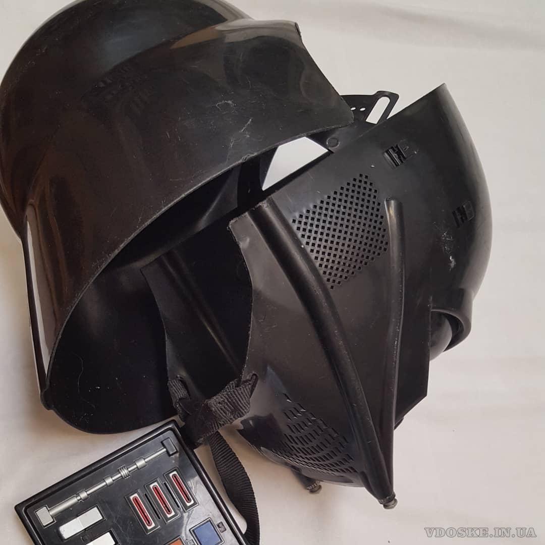Шлем Дарта Вейдера, изменяющий ваш голос (2)