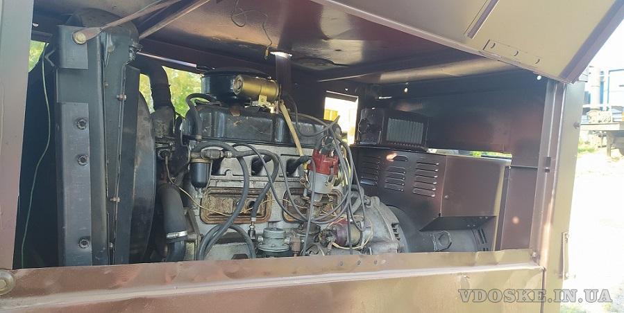 САК сварочный передвижной аппарат бензин (3)