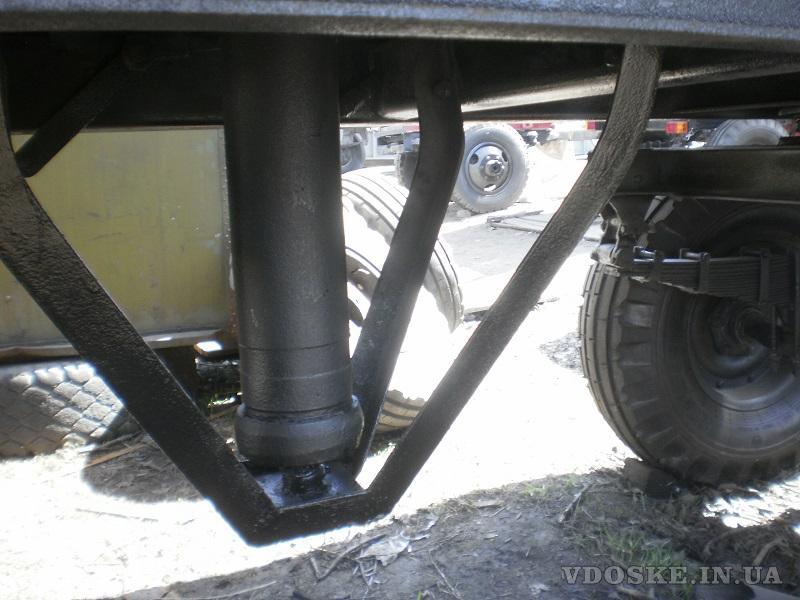 Прицеп самосвальный 2 ПТС-4 на кругу тракторный (3)