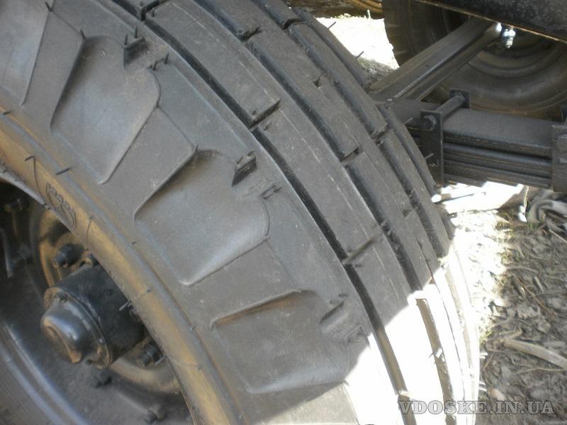 Прицеп самосвальный 2 ПТС-4 на кругу тракторный (2)