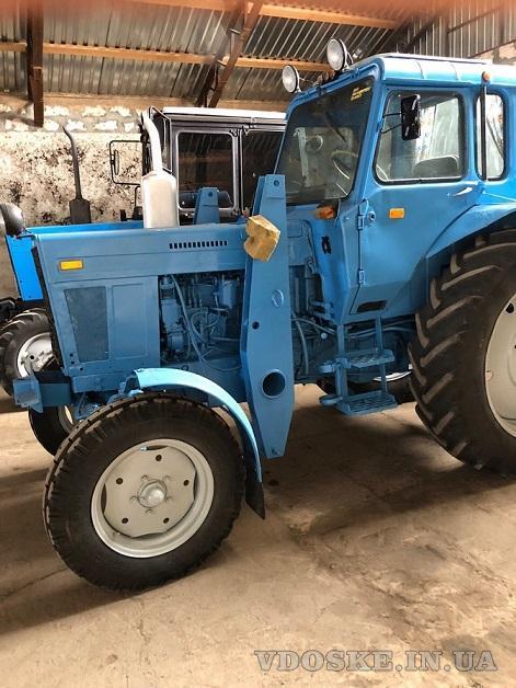 Трактор МТЗ-80, малая наработка (3)