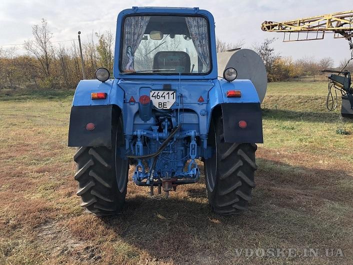 Трактор МТЗ-80, малая наработка (2)