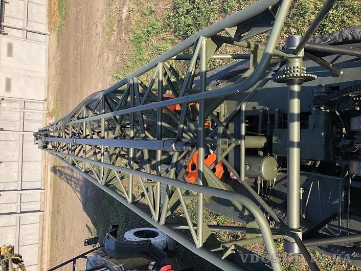 Буровая установка УРБ 2.5 А предназначена для бурения под воду (5)