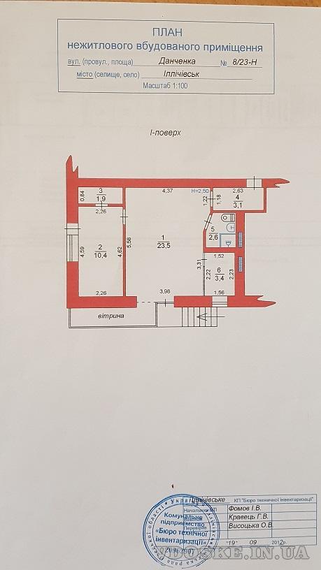 Продажа офиса с действующим арендатором (3)