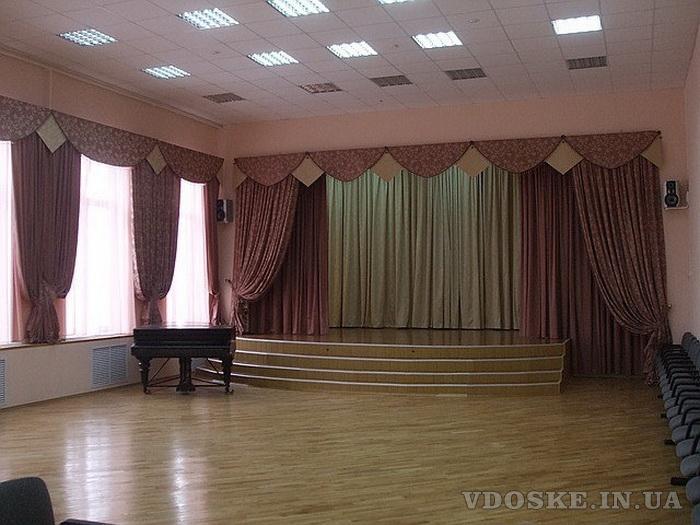 Оформление интерьера театров, кинозалов, актовых залов. (2)