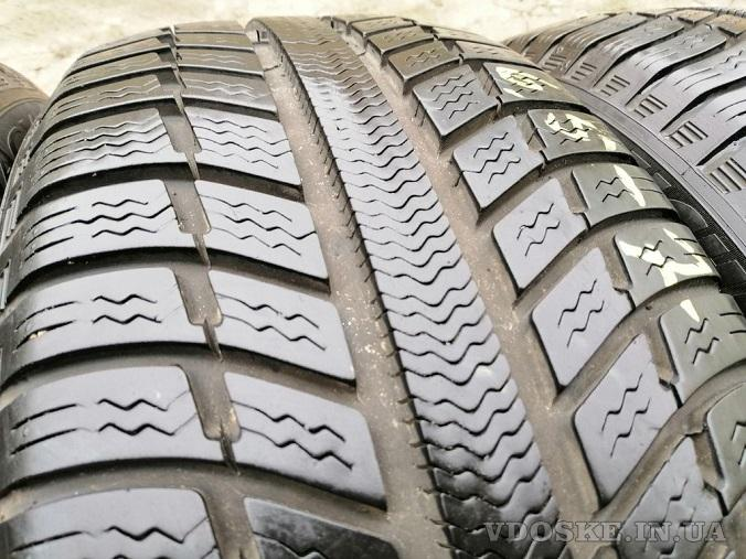 Michelin Primacy Alpin 205/55R16 шины бу зима 195/215/225/235/55/60/65/70 (3)