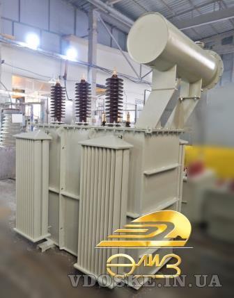 Силовые масляные трансформаторы ТМ, ТМГ, ТМН (6, 10, 35кВ) (4)