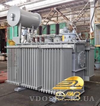 Силовые масляные трансформаторы ТМ, ТМГ, ТМН (6, 10, 35кВ) (6)