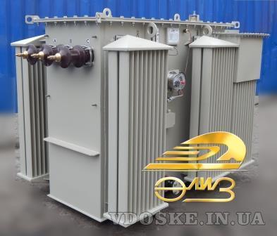 Силовые масляные трансформаторы ТМ, ТМГ, ТМН (6, 10, 35кВ) (5)