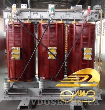 Трансформаторы трехфазные сухие силовые ТС, ТСЗ, ТСЛУ до 16000 кВА до 10кВ (2)