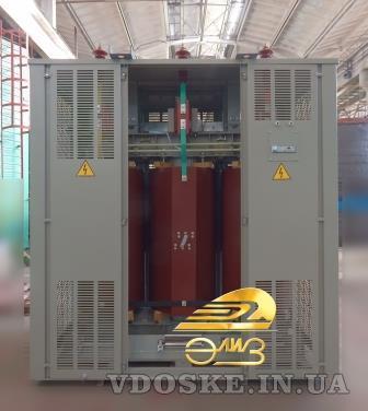 Трансформаторы трехфазные сухие силовые ТС, ТСЗ, ТСЛУ до 16000 кВА до 10кВ (3)