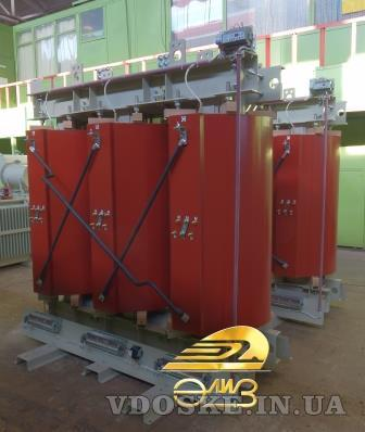 Трансформаторы трехфазные сухие силовые ТС, ТСЗ, ТСЛУ до 16000 кВА до 10кВ (4)