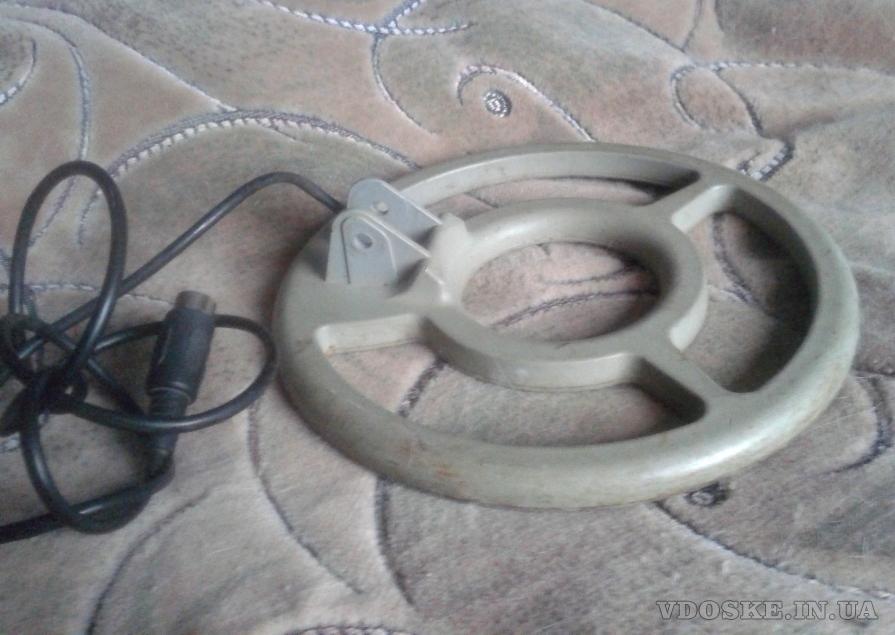 Грунтовый металлоискатель  Bounty Hunter Discovery 3300, б/у. (4)