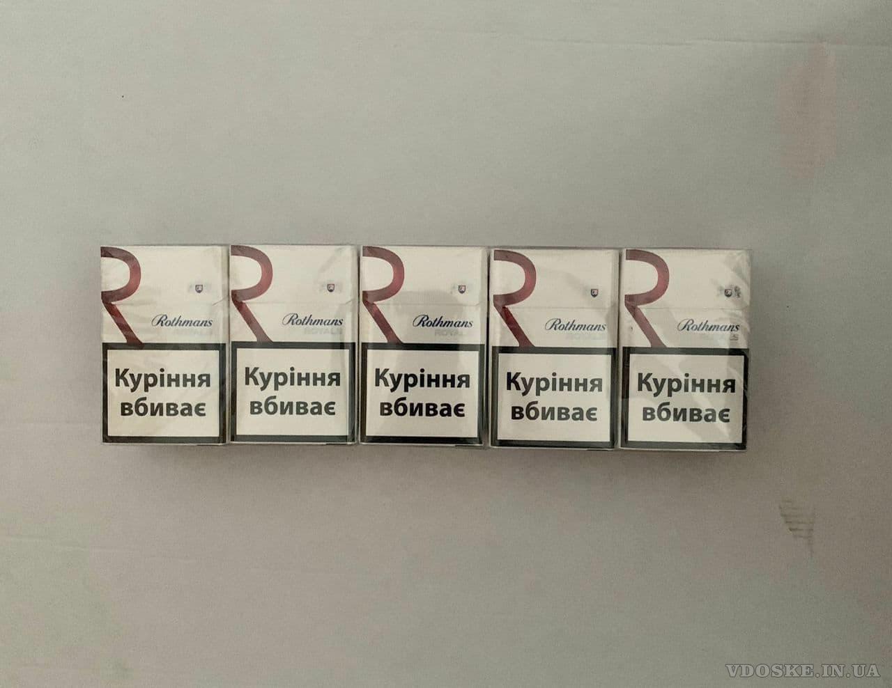 Продам сигареты популярных торговых маркок (3)