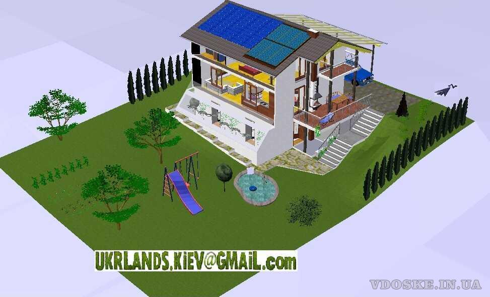 Проектування дома ескіз намірів забудови будівництво під ключ,енергоефективні раціональні проекти (2)
