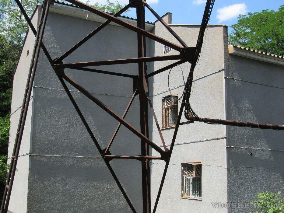 Стяжка и укрепление стен домов (2)
