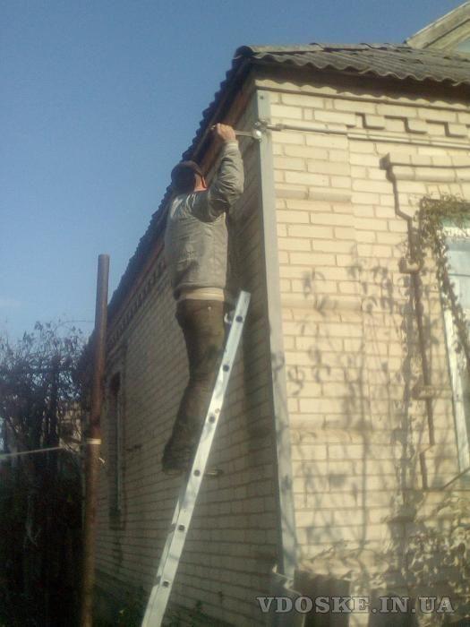 Стяжка и укрепление стен домов (4)