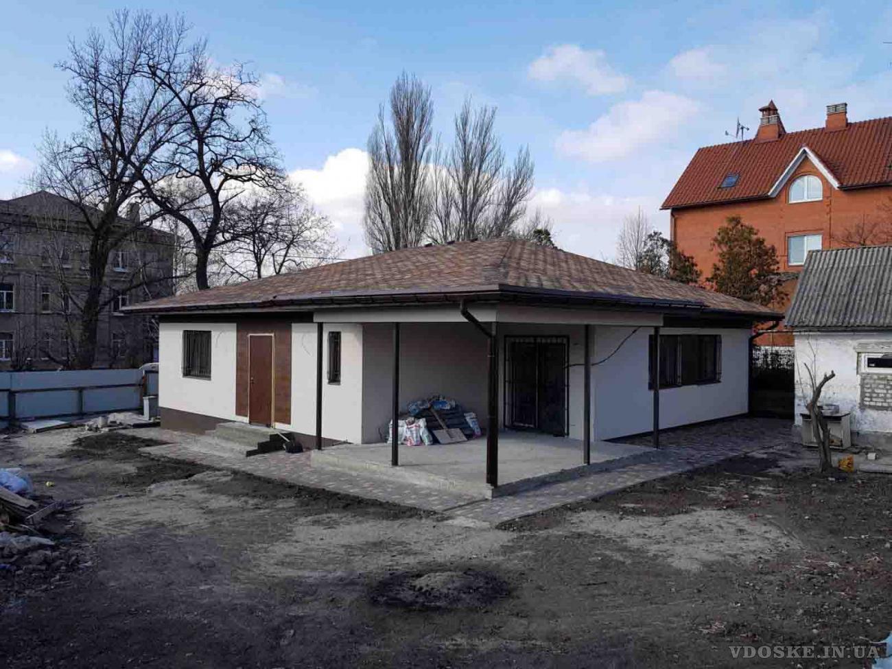 Строительство домов под чистовую отделку, под ключ, постройка коробки коттеджа (2)