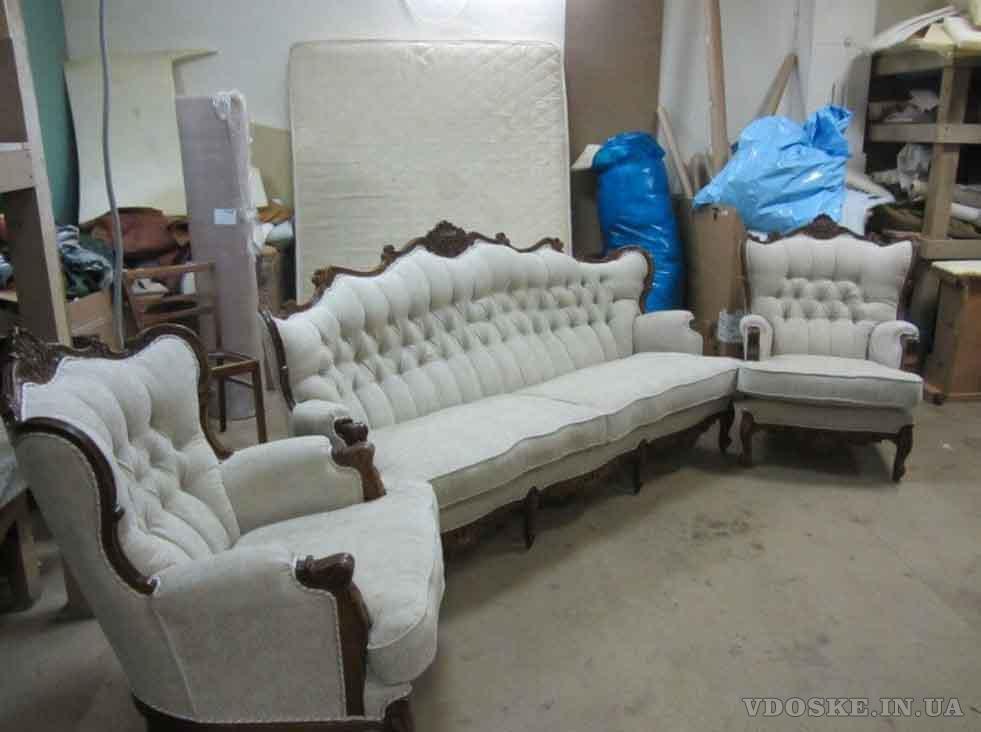 Перетяжка мебели Артмебели (2)