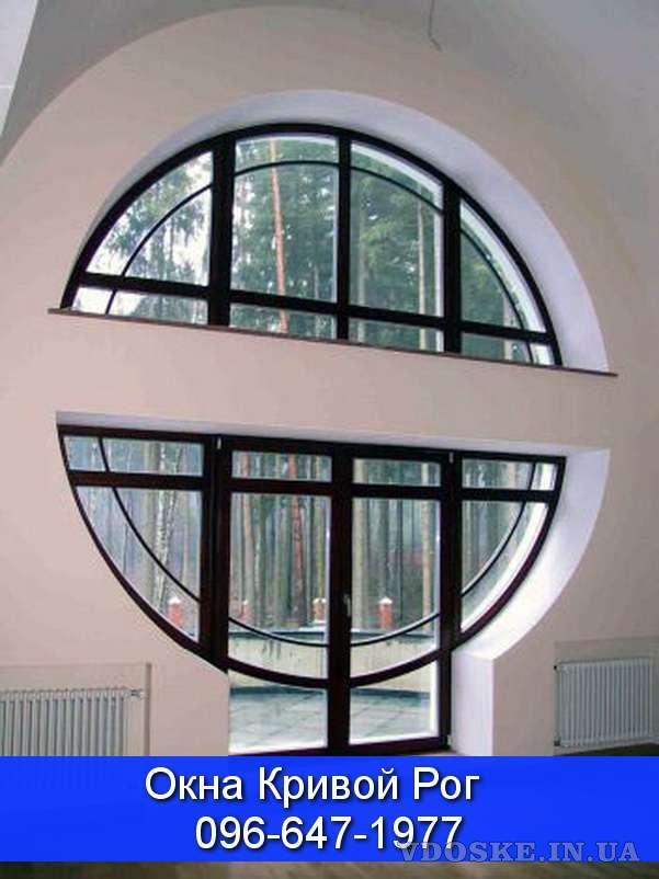 Окна ПВХ без переплат от производителя Кривой Рог (3)
