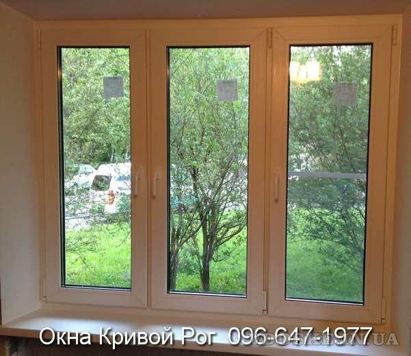 Окна ПВХ без переплат от производителя Кривой Рог (2)