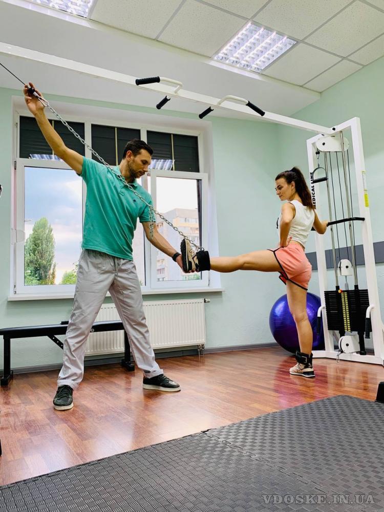 Лікування болі в спині, грижі, протрузії.Запрошуемо на безкоштовну консультацію + пробне заняття (2)