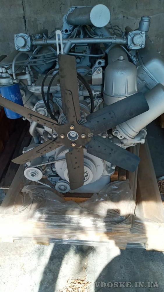 Продается двигатели КПП, ГМП на спецтехнику. (4)