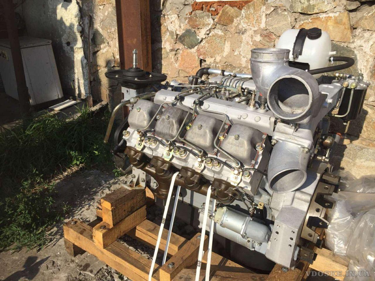 Продается двигатели КПП, ГМП на спецтехнику. (3)