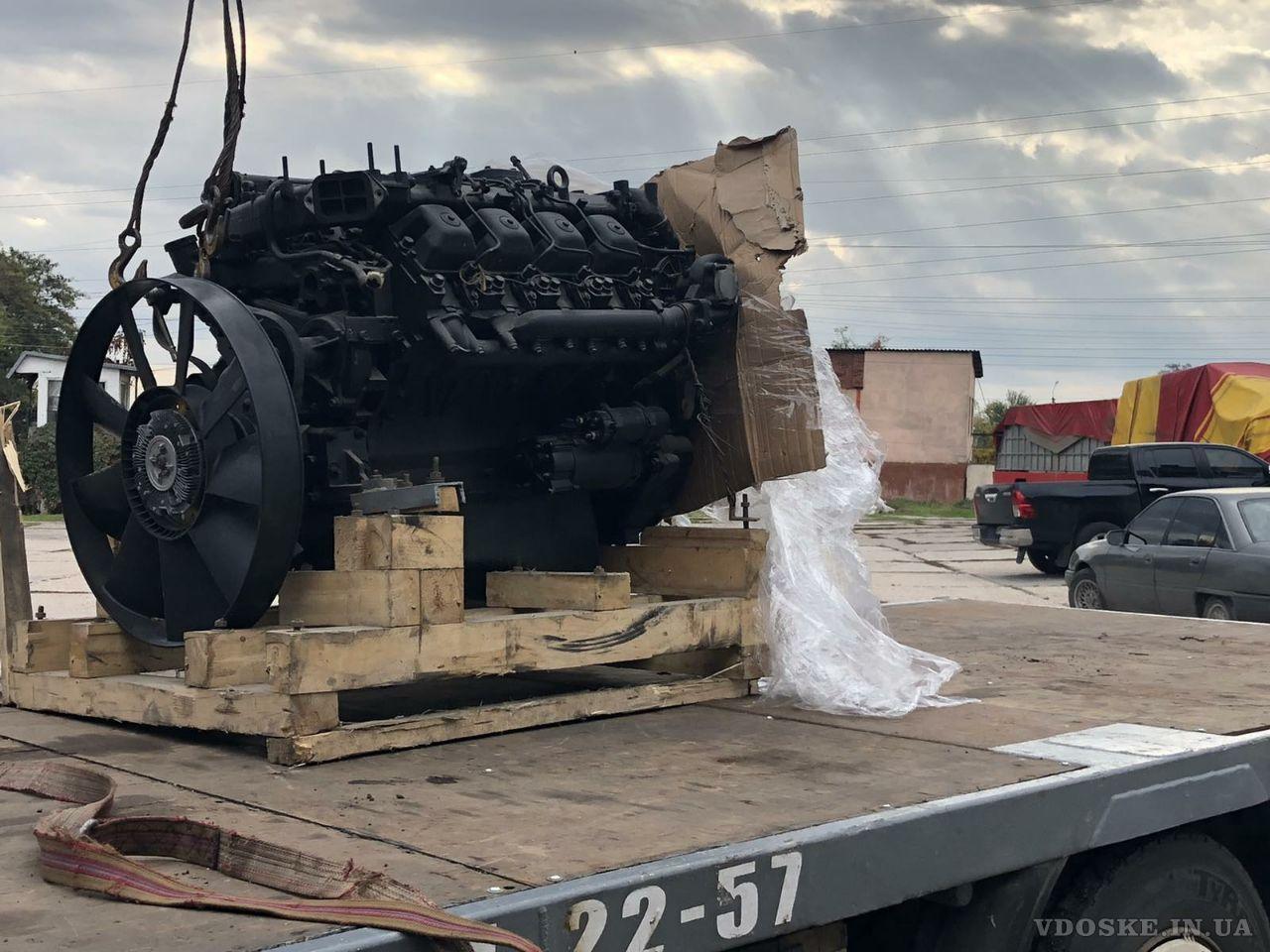 Продается двигатели КПП, ГМП на спецтехнику. (5)