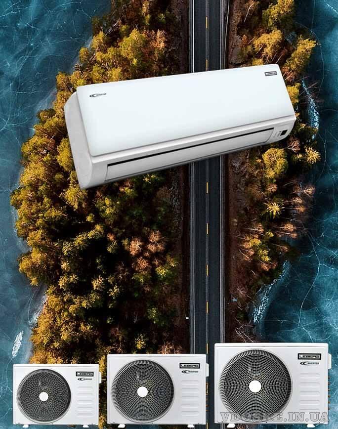 Норвежская компания климатической техники Leberg (2)