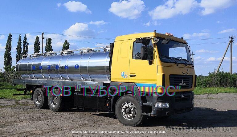 Автоцистерни, водовози, молоковози, рибовози та інші асенізаторні машини (2)